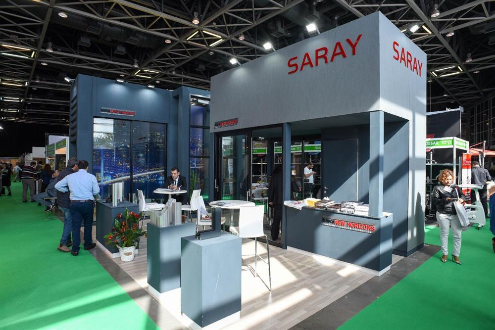 exhibition booth design SARRAY
